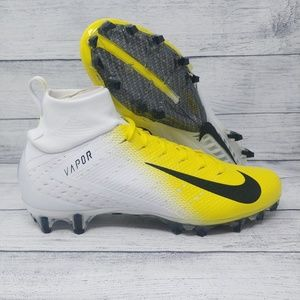 Nike Vapor Untouchable Pro 3 Football Cleats White